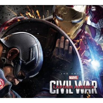 Marvel's Captain America: Civil War: The Art of  美国队长3设定集 英文原版  下载