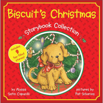 Biscuit's Christmas Storybook Collection 小饼干圣诞节经典故事集  下载