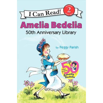 Amelia Bedelia, 50th Anniversary Collection (I Can Read, Level 2)阿米莉亚·贝迪利亚40周年合集  下载