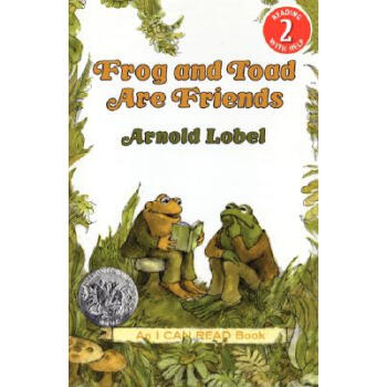 Frog and Toad are Friends (I Can Read, Level 2)青蛙和蟾蜍是朋友 英文原版  下载