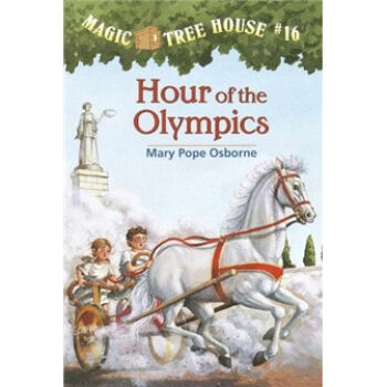 Hour of the Olympics (Magic Tree House #16)神奇树屋系列16:奥林匹克时光  下载