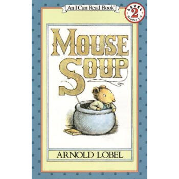 Mouse Soup (I Can Read, Level 2)老鼠汤 英文原版  下载