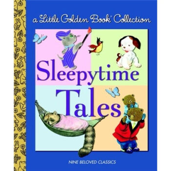 Little Golden Book Collection: Sleepytime Tales金色童书合集:睡前故事 英文原版  下载