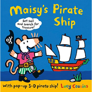 Maisy's Pirate Ship  A Pop-up-and-Play Book  下载