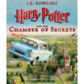 Harry Potter and the Chamber of Secrets: The Ill 哈利波特与密室 英文原版  下载
