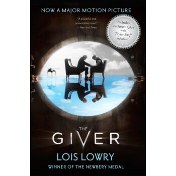 The Giver Movie Tie-In Edition 记忆传授者 电影版 英文原版  下载