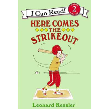 Here Comes the Strikeout! (I Can Read, Level 2)有志者事竟成  下载