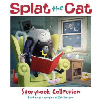 Splat the Cat Storybook Collection  下载