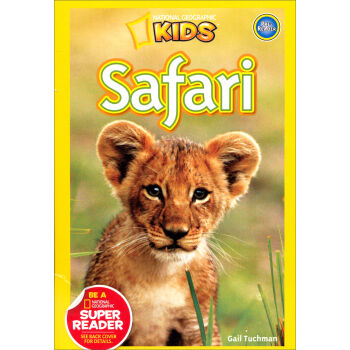 National Geographic Readers: Safari  下载
