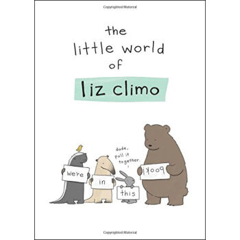 The Little World of Liz Climo  你今天真好看英文原版  下载