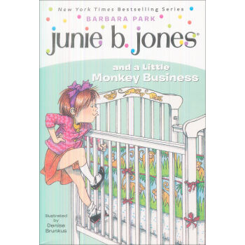 Junie B. Jones and a Little Monkey Business No.2[琼斯和小猴子业务]  下载