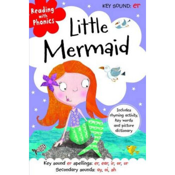 Reading With Phonics Little Mermaid  下载
