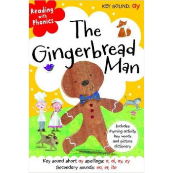 Reading With Phonics The Gingerbread Man  下载