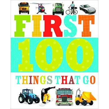 First 100 Things That Go    下载