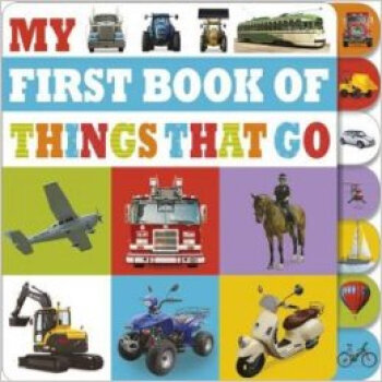 My First Book Of Things That Go    下载