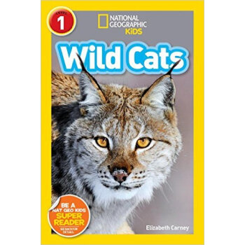 National Geographic Readers: Wild Cats (Level 1)  下载