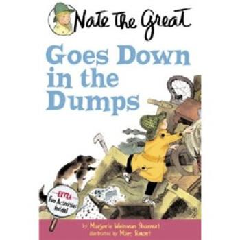 Nate the Great Goes Down in the Dumps 英文原版  下载