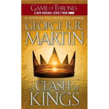 A Clash of Kings (A Song of Ice and Fire, Book 2)冰与火之歌2:列王的纷争 英文原版  下载