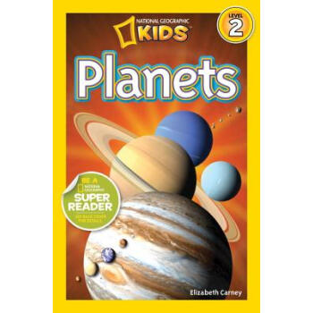 National Geographic Readers: Planets  下载