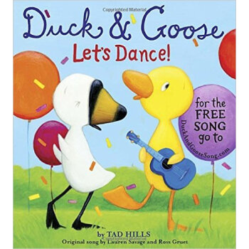 Duck & Goose, Let's Dance! (with an original song) 下载