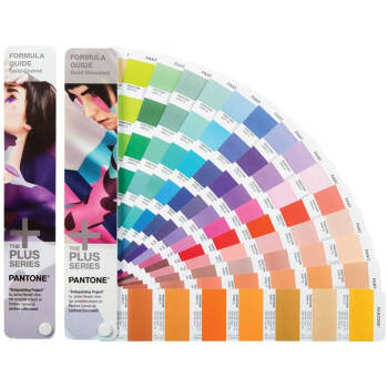 PANTONE FORMULA GUIDE Solid Coated & Solid Uncoa