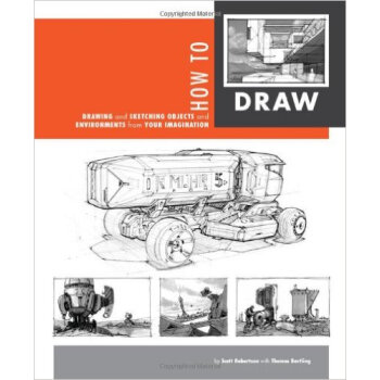 How to Draw: Drawing and Sketching Objects and E 英文原版 下载