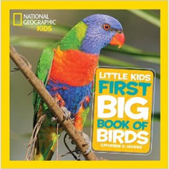 National Geographic Little Kids First Big Book o 英文原版 下载