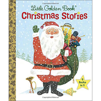 Little Golden Book Christmas Stories 下载