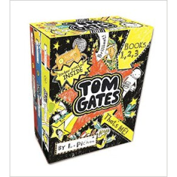 Tom Gates That's Me! (Books One, Two, Three) 下载