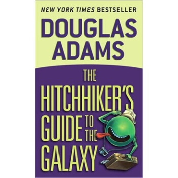 The Hitchhiker's Guide to the Galaxy银河系漫游指南 英文原版 下载