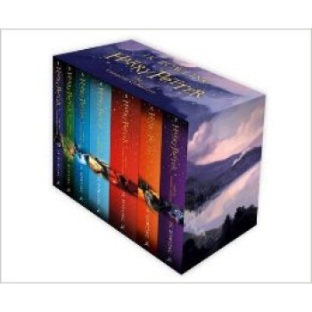 Harry Potter Box Set: The Complete  Collection 英文原版 下载
