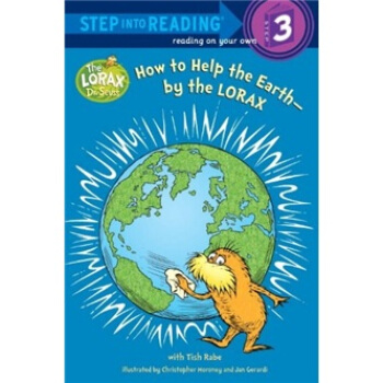 How to Help the Earth-By the Lorax (Step Into Reading) 英文原版 下载