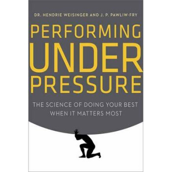 Performing Under Pressure  The Science of Doing 下载