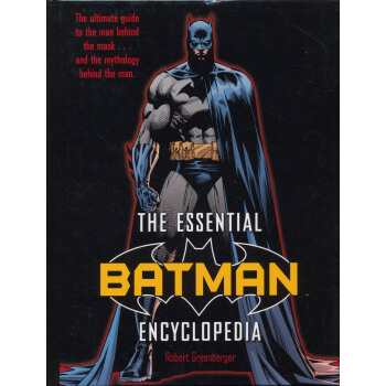 The Essential Batman Encyclopedia 英文原版 下载