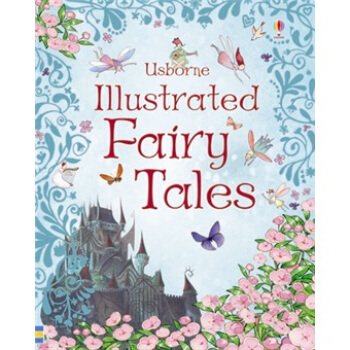 Illustrated Fairy Tales (Padded Hardback)Usborne英文原版 下载