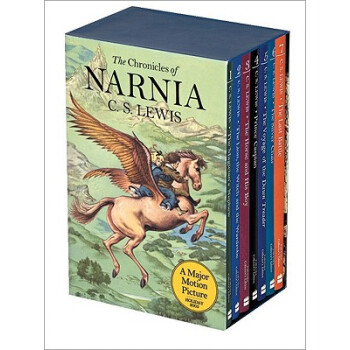 The Chronicles of Narnia Box Set: Full-Color Collector's Edition纳尼亚传奇套装,全彩典藏版 英文原版 下载