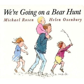 We're Going on a Bear Hunt (Classic Board Book) [Board book] 下载