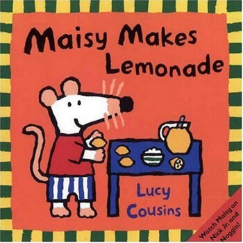 小鼠波波做柠檬水 Maisy Makes Lemonade 英文原版 下载