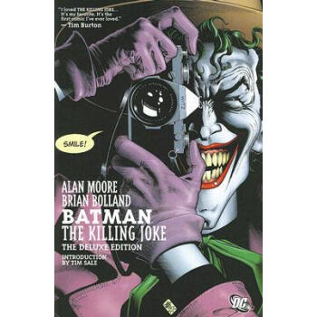 Batman: Killing Joke (DELUXE) 英文原版 下载