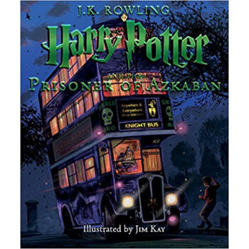 HARRY POTTER AND THE PRISONER OF AZKABAN ILLUSTRATED EDITION 哈利波特与阿兹卡班的囚徒彩绘版 下载