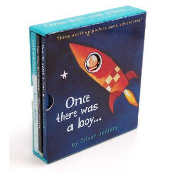 Once There Was a Boy... Boxed Set 英文原版 下载