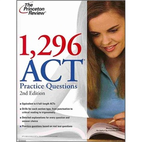1296 ACT Practice Questions  下载