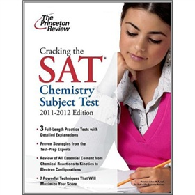 The Princeton Review: Cracking the SAT Chemistry Subject Test 下载