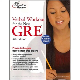Verbal Workout for the New GRE  下载