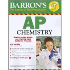 Barron's AP Chemistry, 6th Edition 下载