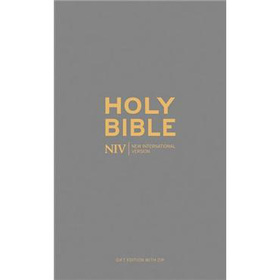 NIV Anglicised Gift and Award Bible 下载