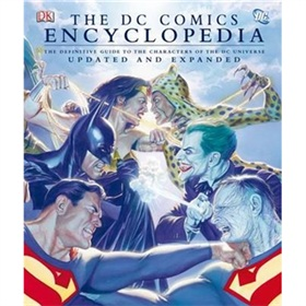 The DC Comics Encyclopedia: The Definitive Guide to the Characters of the DC Universe 下载