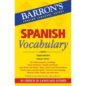 Spanish Vocabulary, 3rd Edition (Barron's Foreign Language Guides) 下载